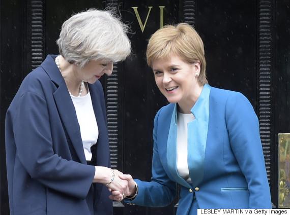 prime minister scotland britain