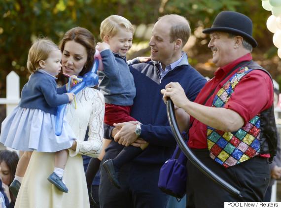 prince william kate family