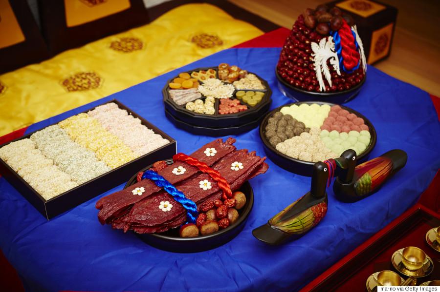 traditional wedding korea