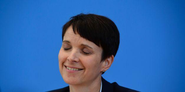Frauke Petry fordert gesetzliche Rentenversicherung für alle