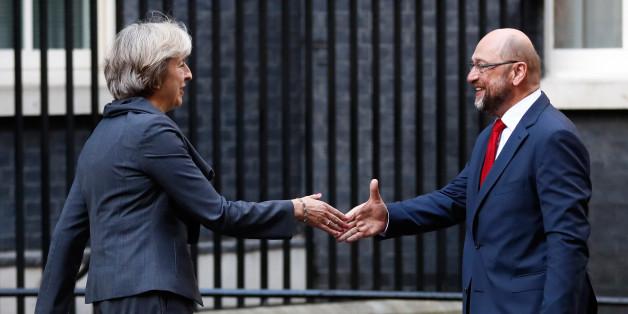 Brexit: Premierministerin May will vor Ende März EU-Austrittsverfahren einleiten