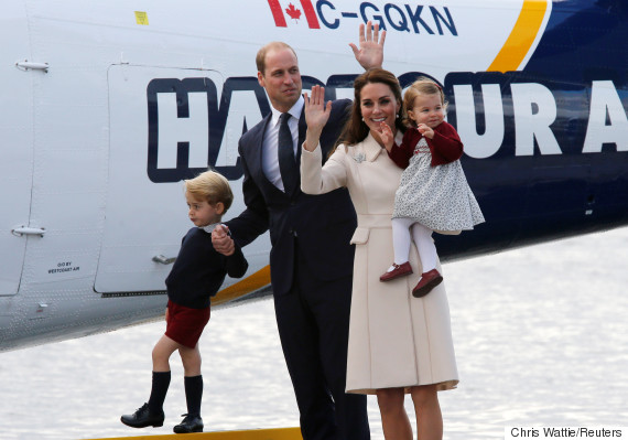 royal visit will and kate