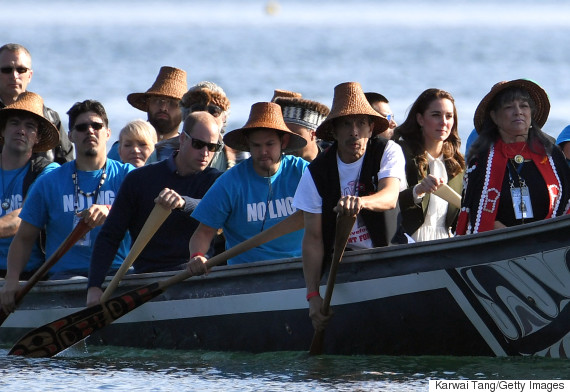 prince william royal visit haida gwaii