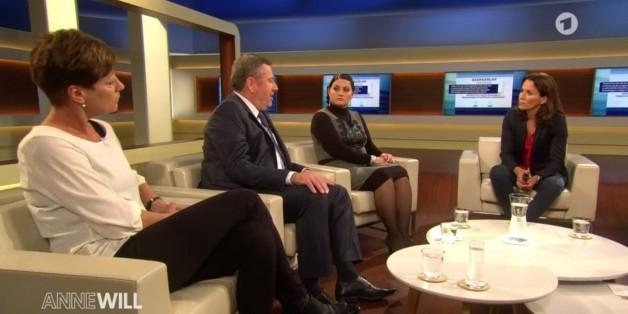 Ungarns Botschafter Peter Györkös brachte Anne will zur Verzweiflung