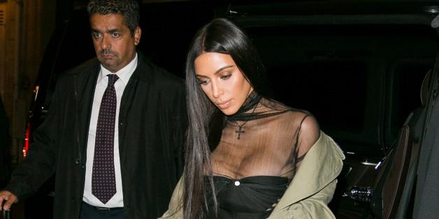 Kim Kardashian wurde in ihrem Hotelzimmer in Paris überfallen und ausgeraubt