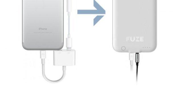 Cette coque pour iPhone 7 veut redonner vie à la prise jack.
