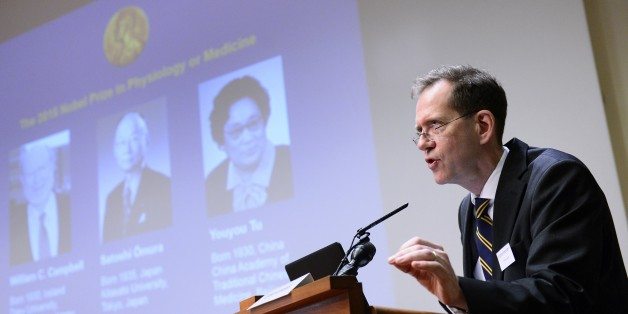 """Der Sekretär des Nobelkomitees für Medizin, Urban Lendahl, gab seinen Rücktritt aus """"Sorge um den Nobelpreis"""" bekannt"""