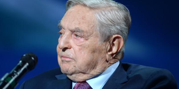 """""""Am Ende rechnet sich das"""": Soros nennt 7-Punkte-Plan in Flüchtlingskrise"""