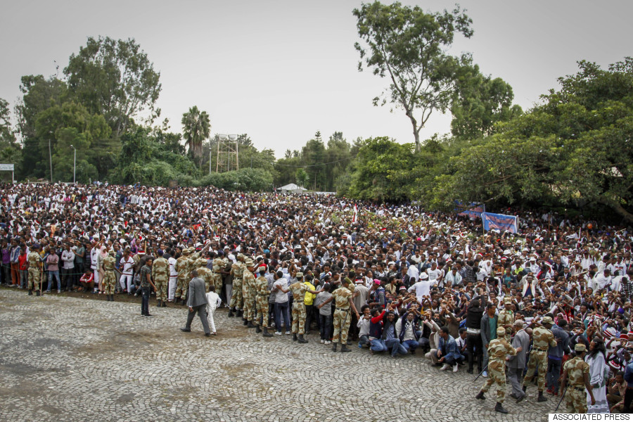 ethiopia stampede