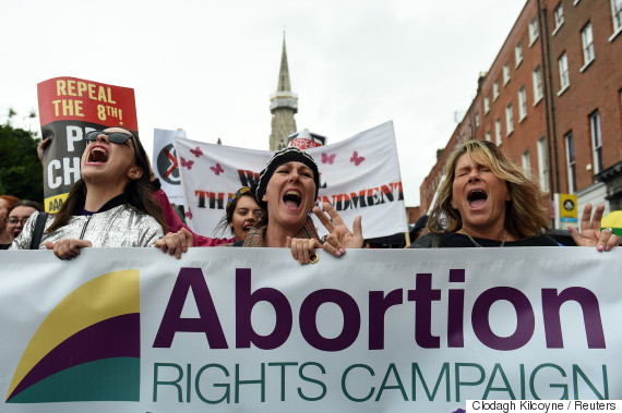 ireland abortion