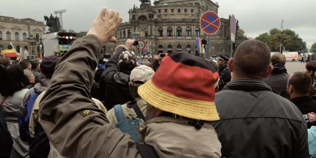 """""""Sind wir noch ein Volk?"""": So reagieren die Medien auf die Dresden-Pöbeleien"""