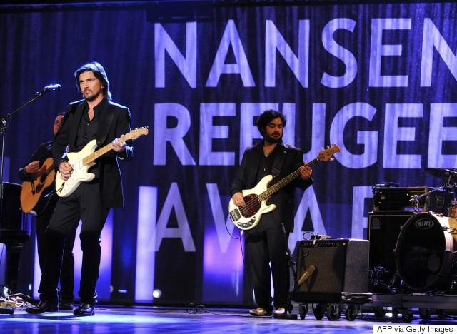 nansen refugee award ceremony