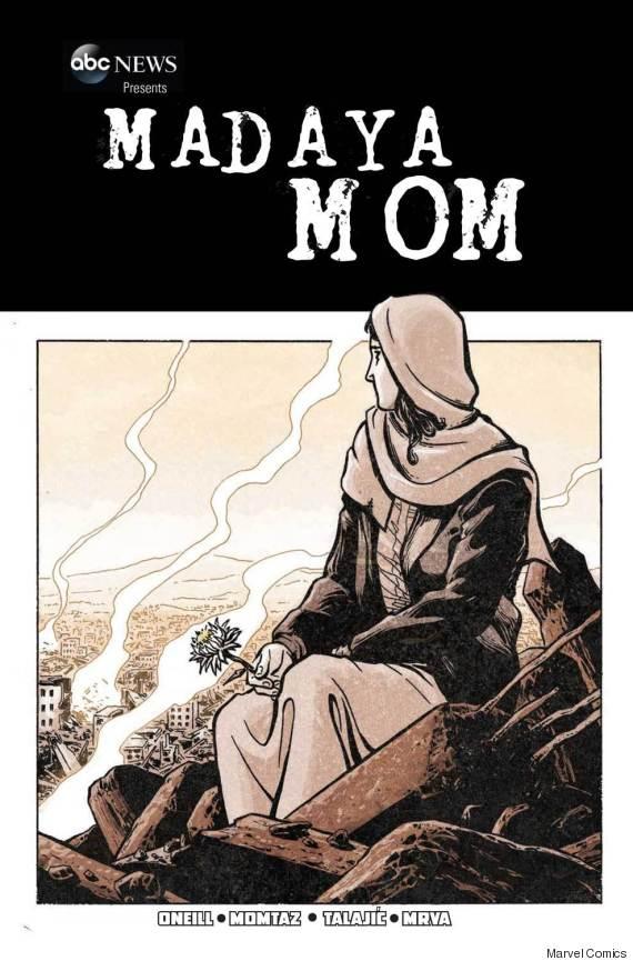 madaya mom