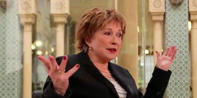 """Marion Game, actrice principale de la série télévisée """"Scènes de ménages"""""""