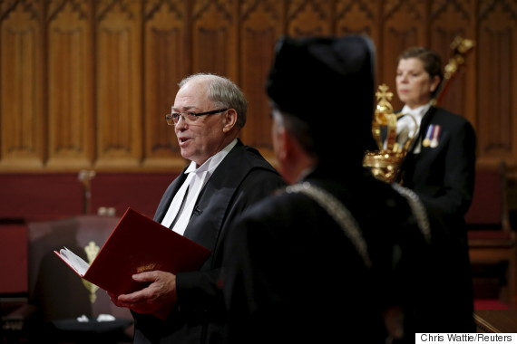 canada senate speaker