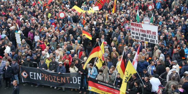"""Sachsens Innenminister: """"Pegida-Anhänger säen Hass, der in Gewalt mündet"""""""