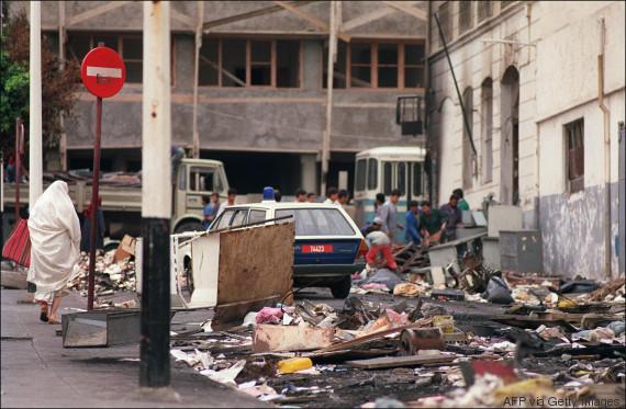 october 1988 algeria