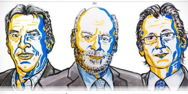 Le prix Nobel de chimie 2016 décerné au Français Jean-Pierre Sauvage au Britannique J. Fraser Stoddart, et au Néerlandais Bernard L. Feringa