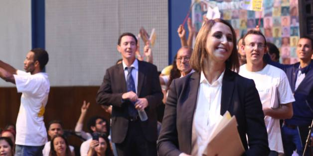 Nabila Mounib accueillie comme une rock star à Rabat