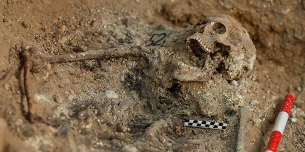 Ein chinesischer Archäologe hat im Nordwesten Chinas eine außergewöhnliche Entdeckung gemacht. Symbolbild