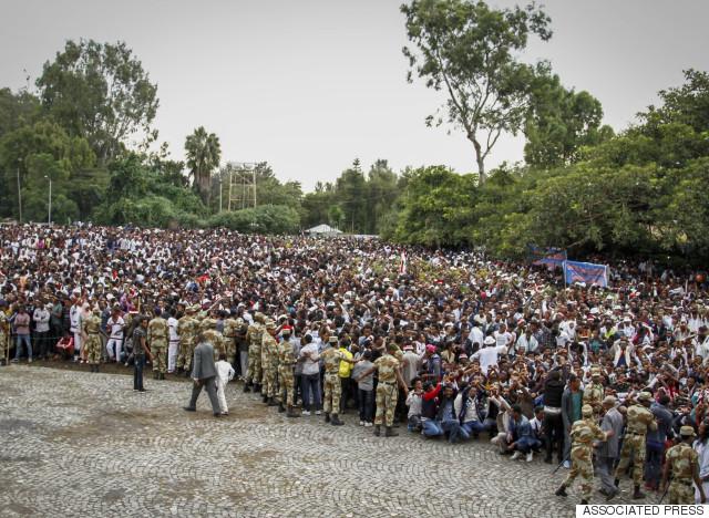 ethiopia demonstrations
