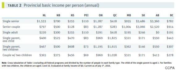 provincial basic income