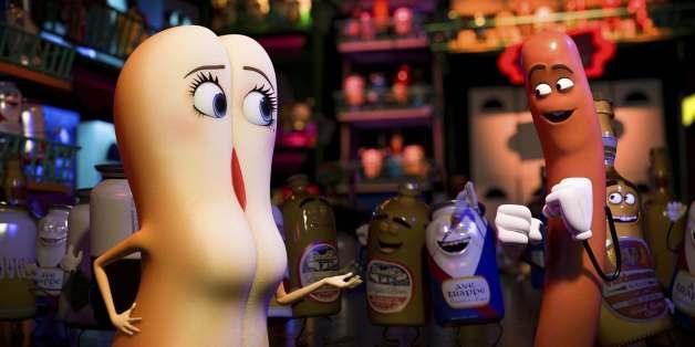 """Der blanke Horror: Menschen ermorden und essen Lebensmittel! Der skurrile Animationsfilm """"Sausage Party"""" ist neu in den Kinostarts der Woche"""