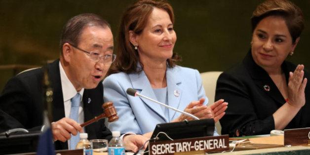 Assez de pays ont ratifié l'accord climat pour qu'il entre en vigueur