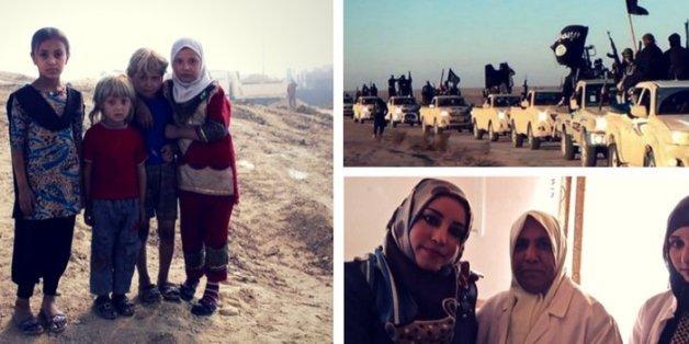 """""""Wir haben den IS überlebt"""": Wie Frauen in einer irakischen Stadt zur Normalität zurückkehren"""