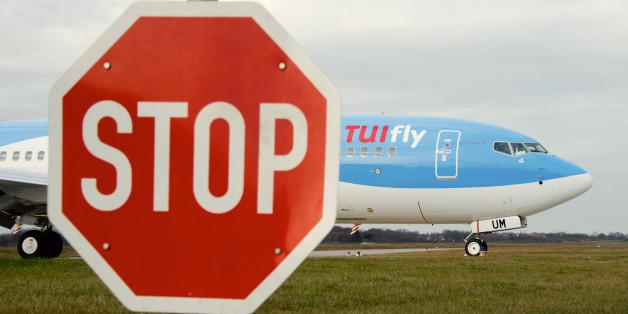 Massen-Krankmeldungen: Tuifly streicht für Freitag alle Flüge