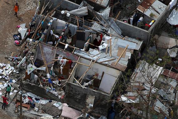 hurricane haiti