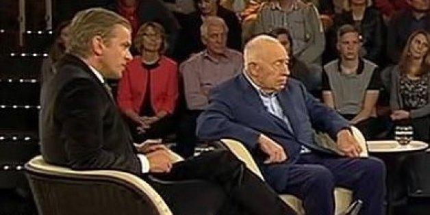 Heiner Geißler bei Markus Lanz