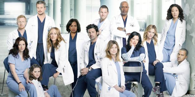 Assistenzärztin Meredith Grey kämpft gemeinsam mit ihren Kollegen um das Leben ihrer Patienten. Grey's Anatomy ist neu auf Amazon