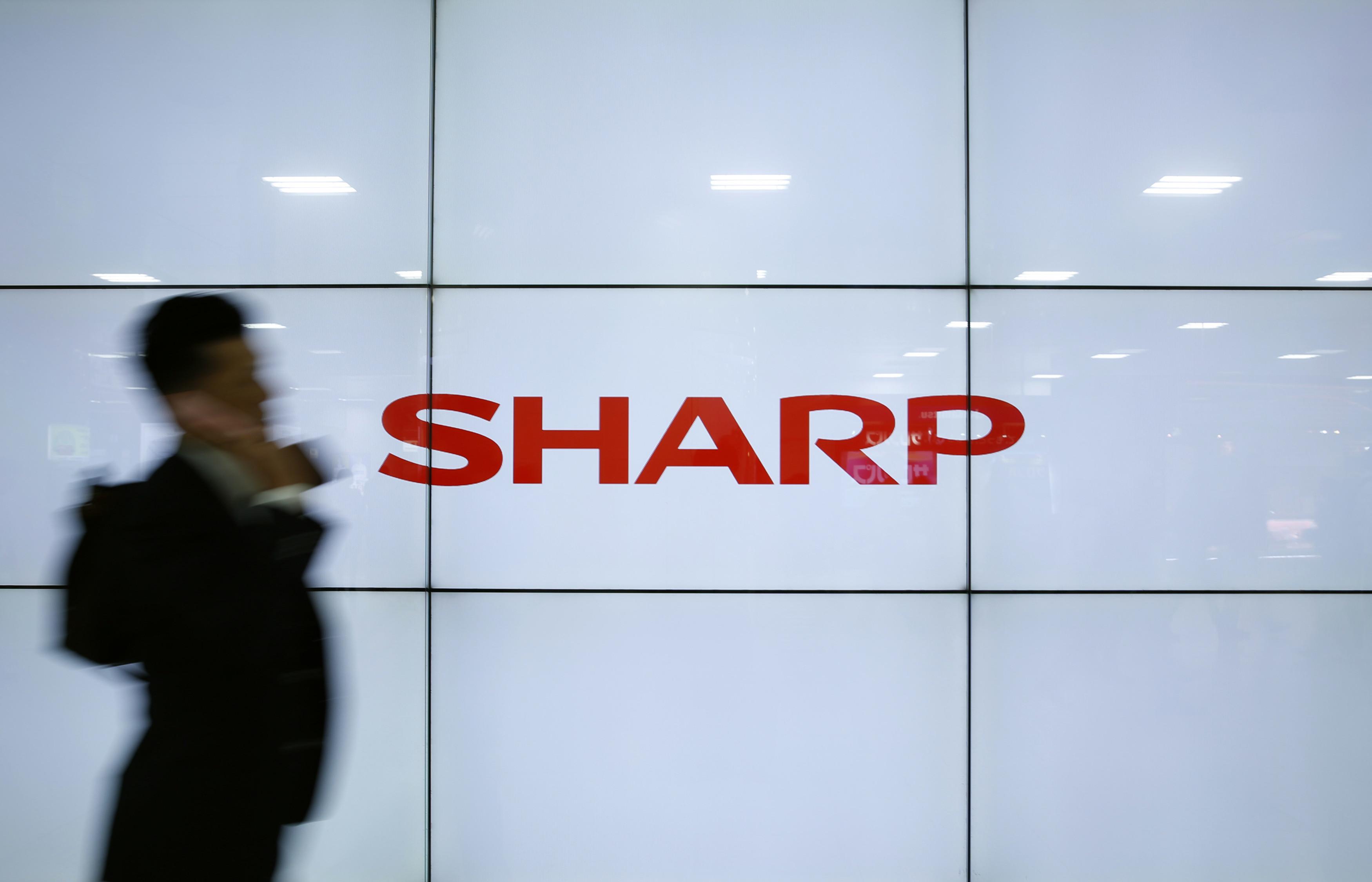 sharp tv