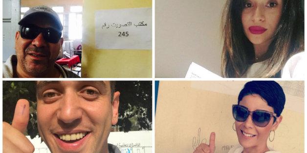 Des personnalités marocaines partagent leur vote sur le réseaux sociaux (DIAPORAMA)
