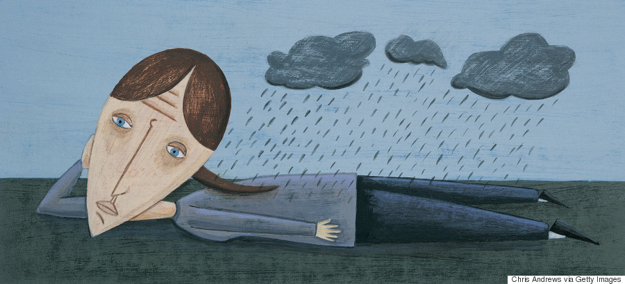 emotional crisis illustration