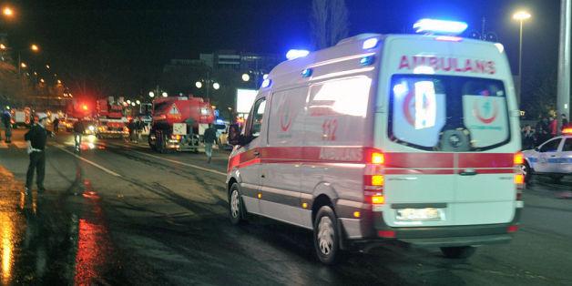 Rettungswagen in der Türkei (Symbolbild)