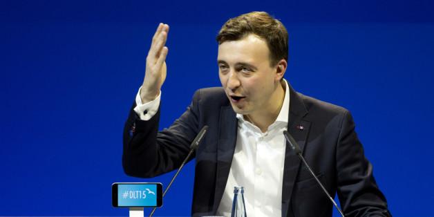 Der Bundesvorsitzende der Jungen Union (JU) Paul Ziemiak