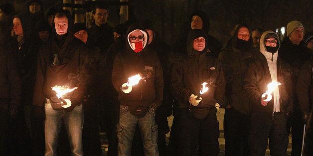 Nazis in Sachsen