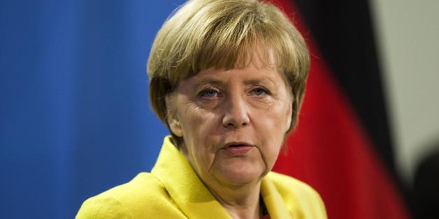 Bundeskanzlerin Angela Merkel (Archivfoto)