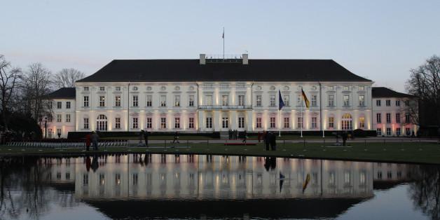Schloss Bellevue.
