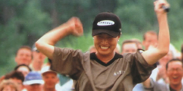 박세리 1998년 US오픈 우승의 순간
