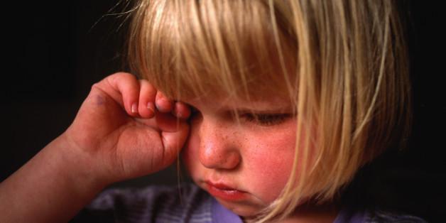 Kinder, die von ihren Eltern geschlagen werden, können schlimme Folgen davontragen. Symbolbild