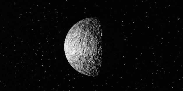 Pluto wurde zum Zwergplaneten degradiert