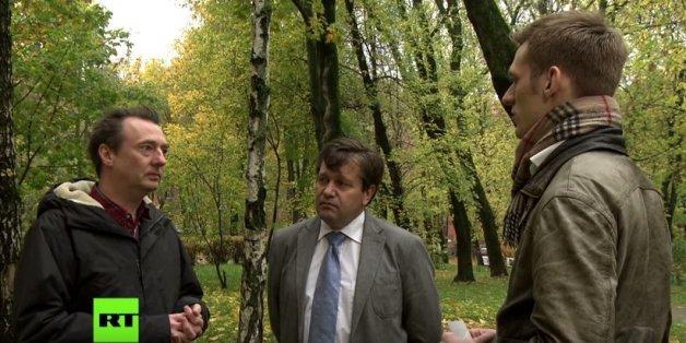 """Martin Dolzer (DIE LINKE) im """"RT""""-Interview"""