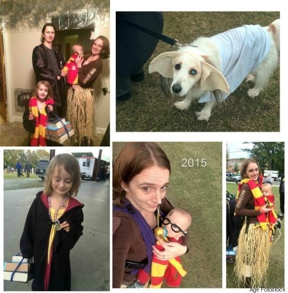Ideas para disfrazarse por Halloween en familia