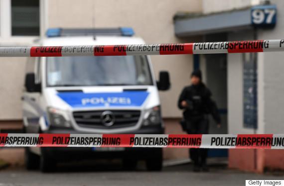 jaber albakr arrest
