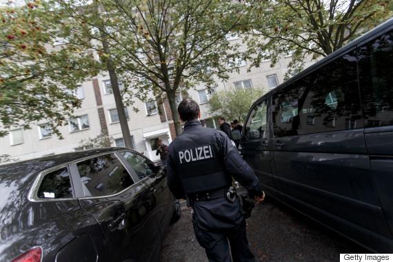 leipzig police