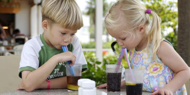 Viele Getränke bestehen bis zu 60 Prozent aus Zucker
