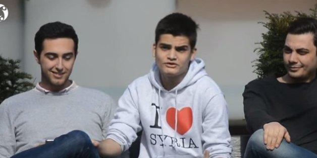 Die syrischen Youtuber, die via Facebook bei der Suche nach dem Tatverdächtigen halfen